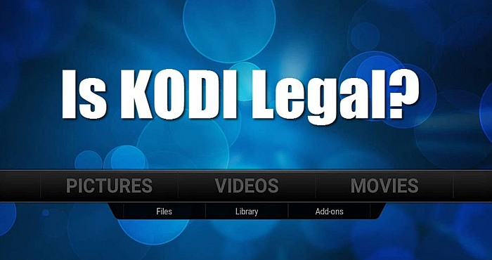 Is Kodi legal in the UK?